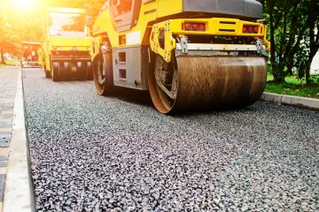 tar and chip driveways vs asphalt driveways